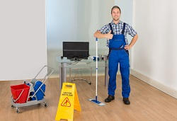 Special Prices on Commercial Cleaning Services in E14